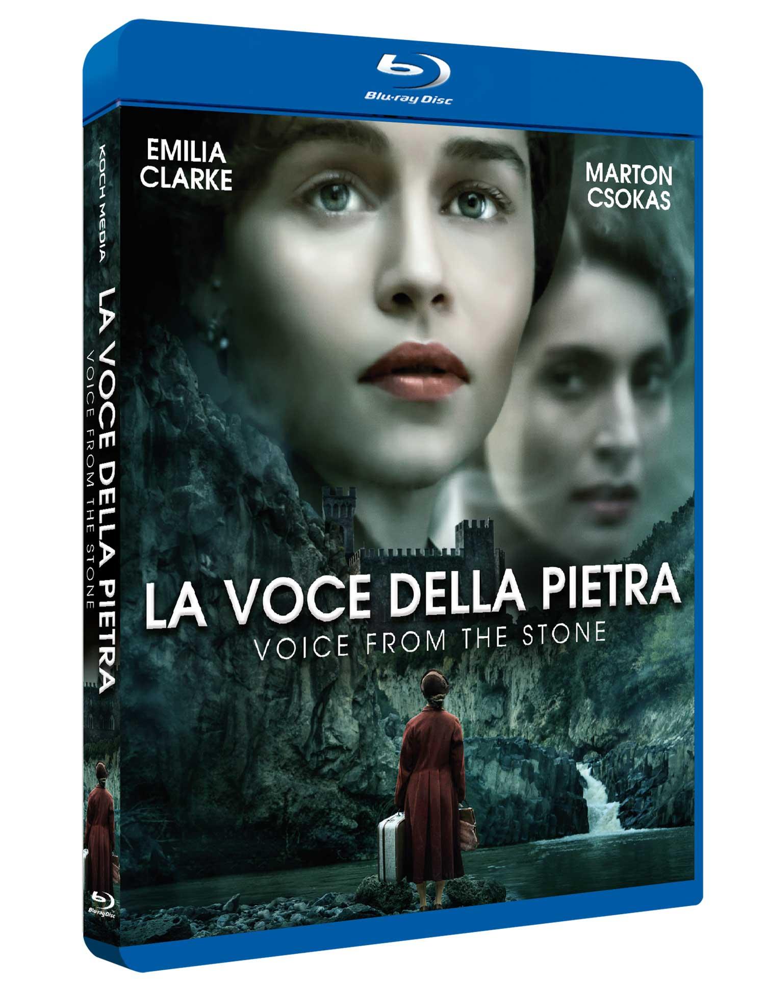 LA VOCE DELLA PIETRA - BLU RAY