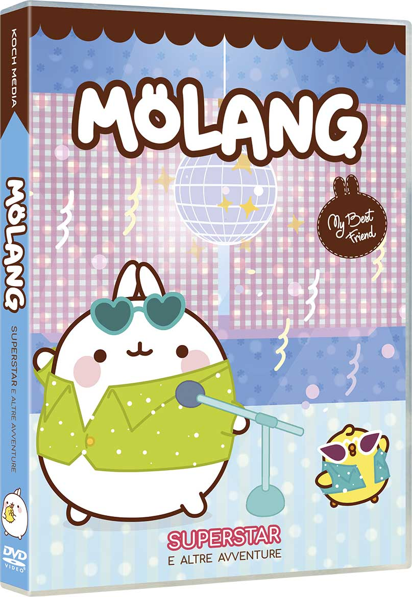 MOLANG - MOLANG SUPERSTAR (DVD)