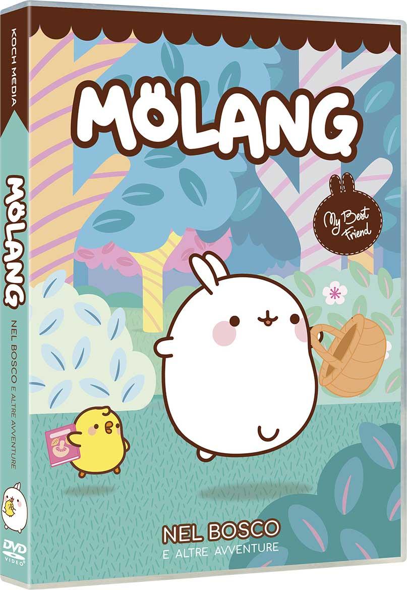 MOLANG - MOLANG NEL BOSCO (DVD)