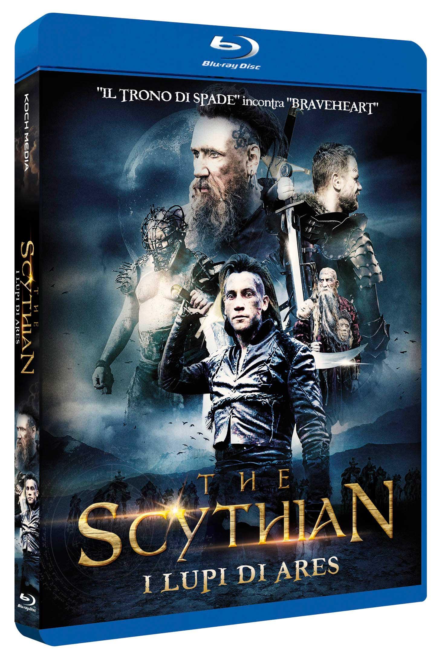 THE SCYTHIAN - I LUPI DI ARES - BLU RAY
