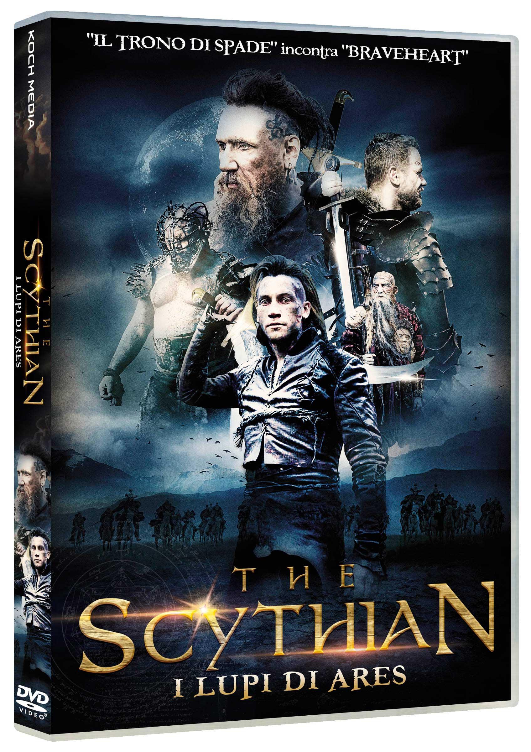 THE SCYTHIAN - I LUPI DI ARES (DVD)