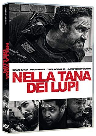 NELLA TANA DEI LUPI (DVD)