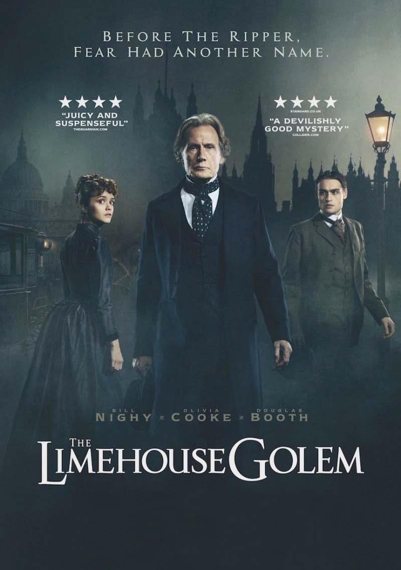 LIMEHOUSE GOLEM - MISTERO SUL TAMIGI (DVD)
