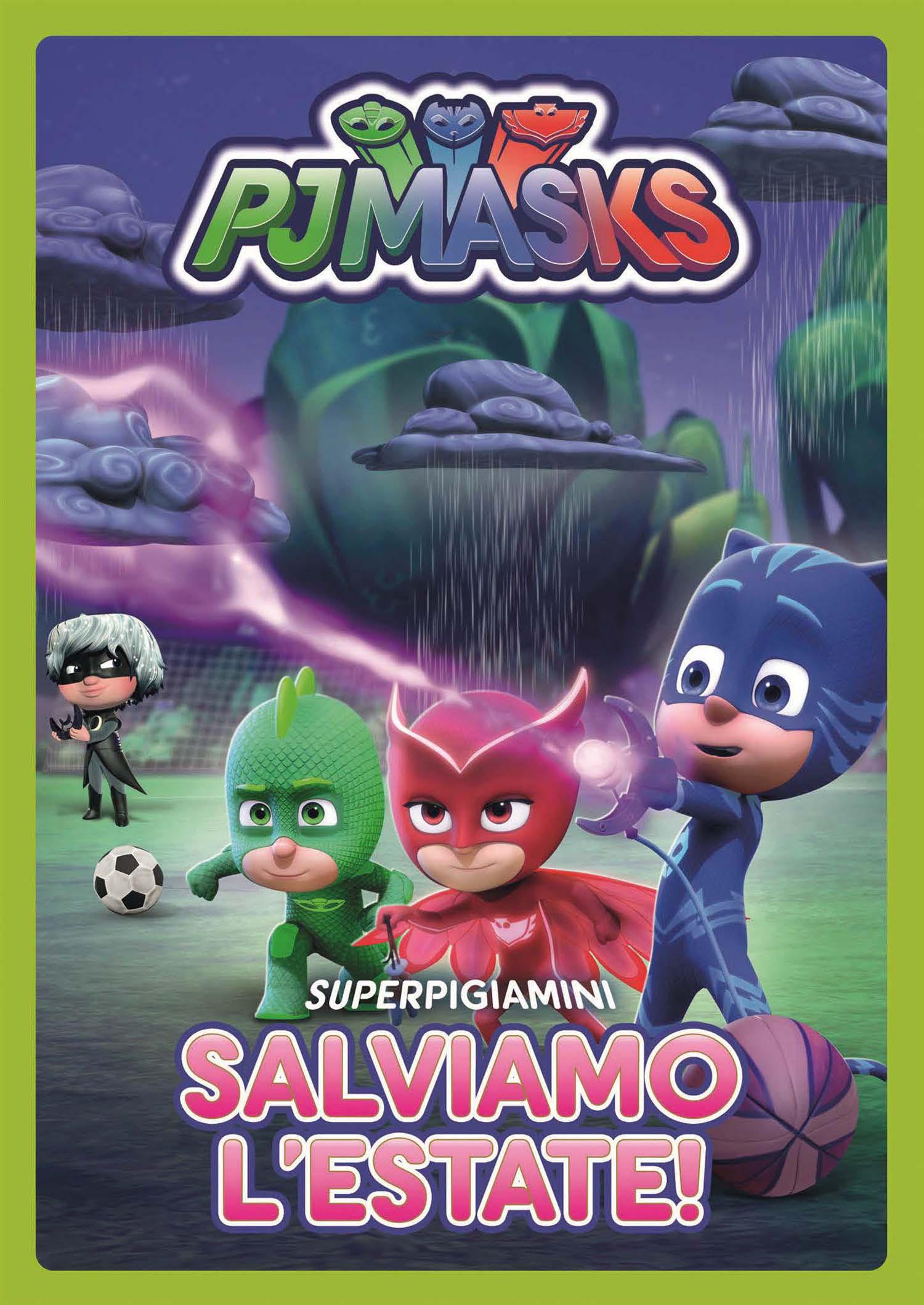 PJ MASKS - SALVIAMO L'ESTATE! (DVD)