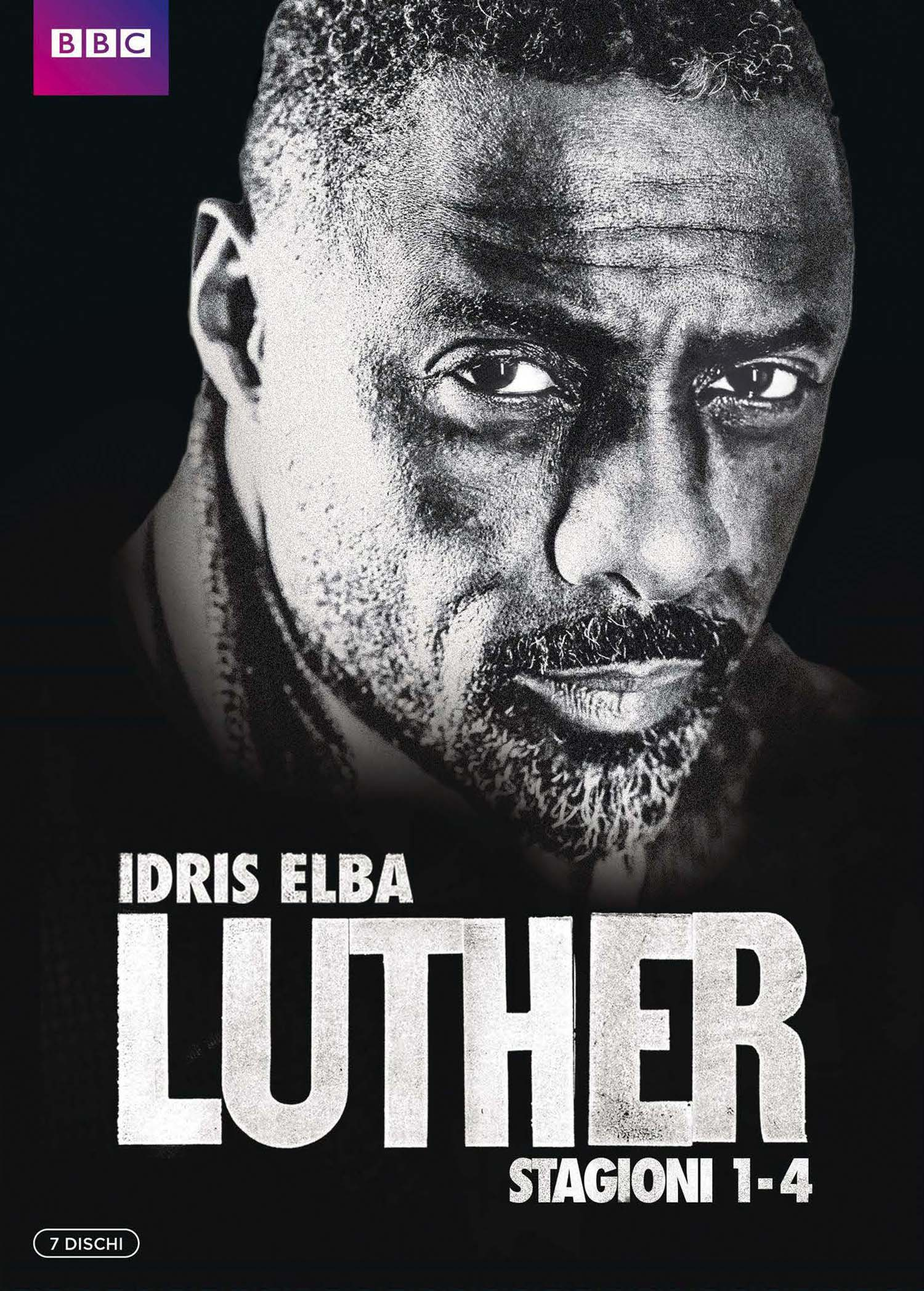 COF.LUTHER - STAGIONI 01-04 (7 DVD) (DVD)