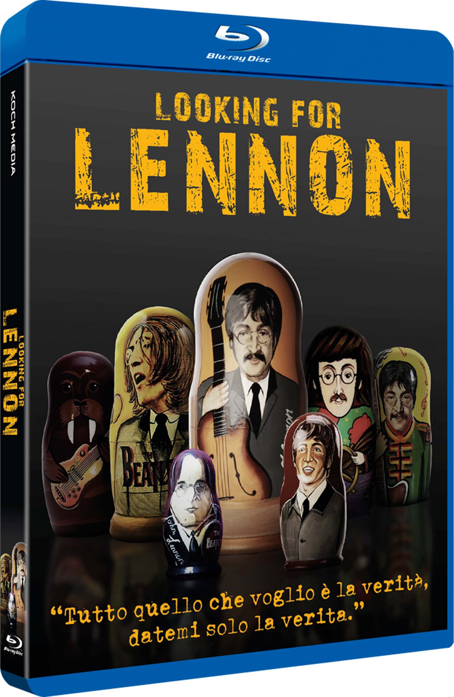 LOOKING FOR LENNON - BLU RAY