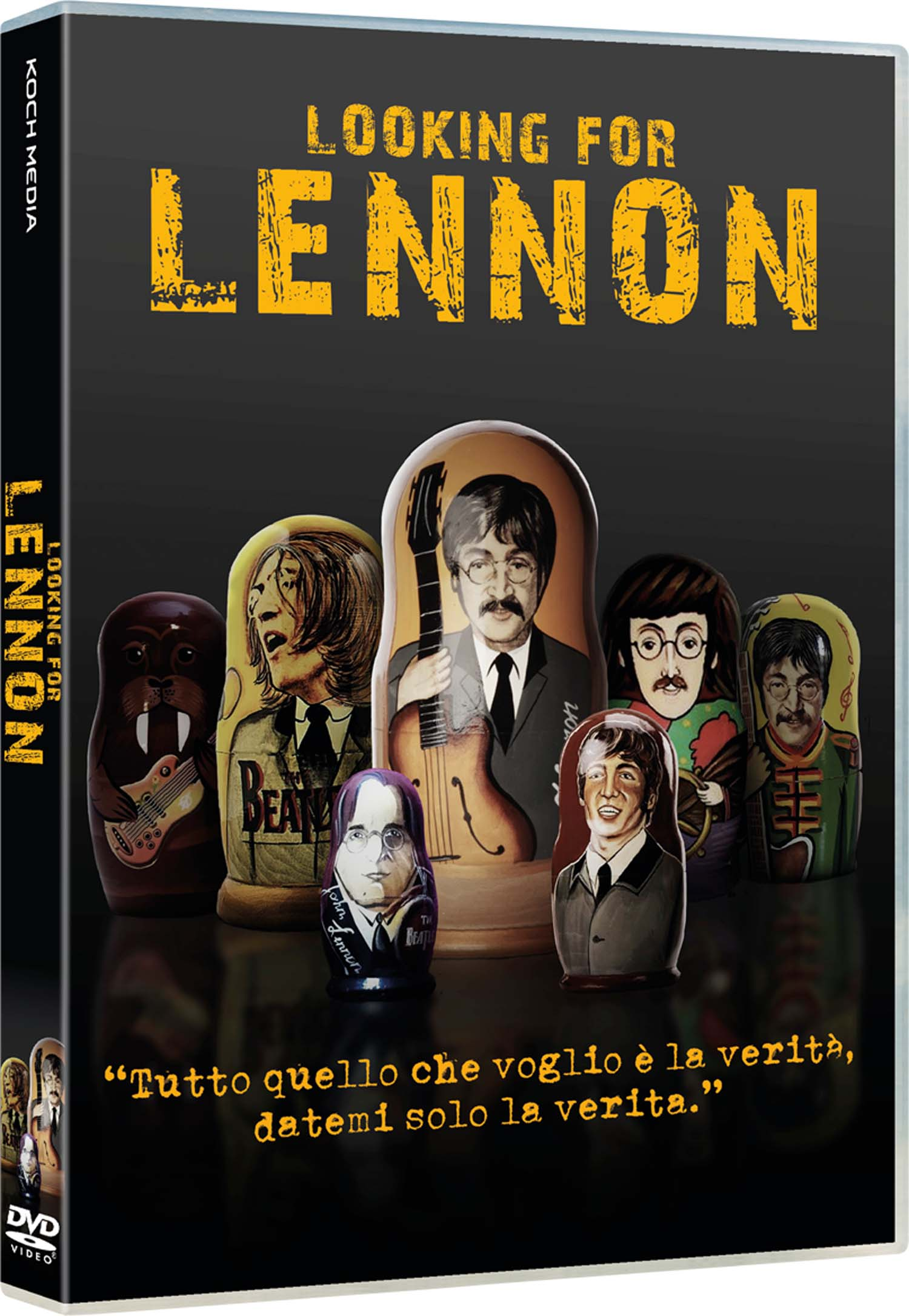 LOOKING FOR LENNON (DVD)