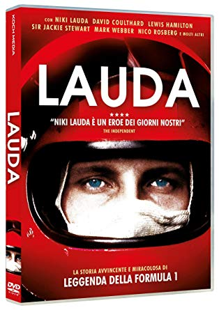 LAUDA - BLU RAY