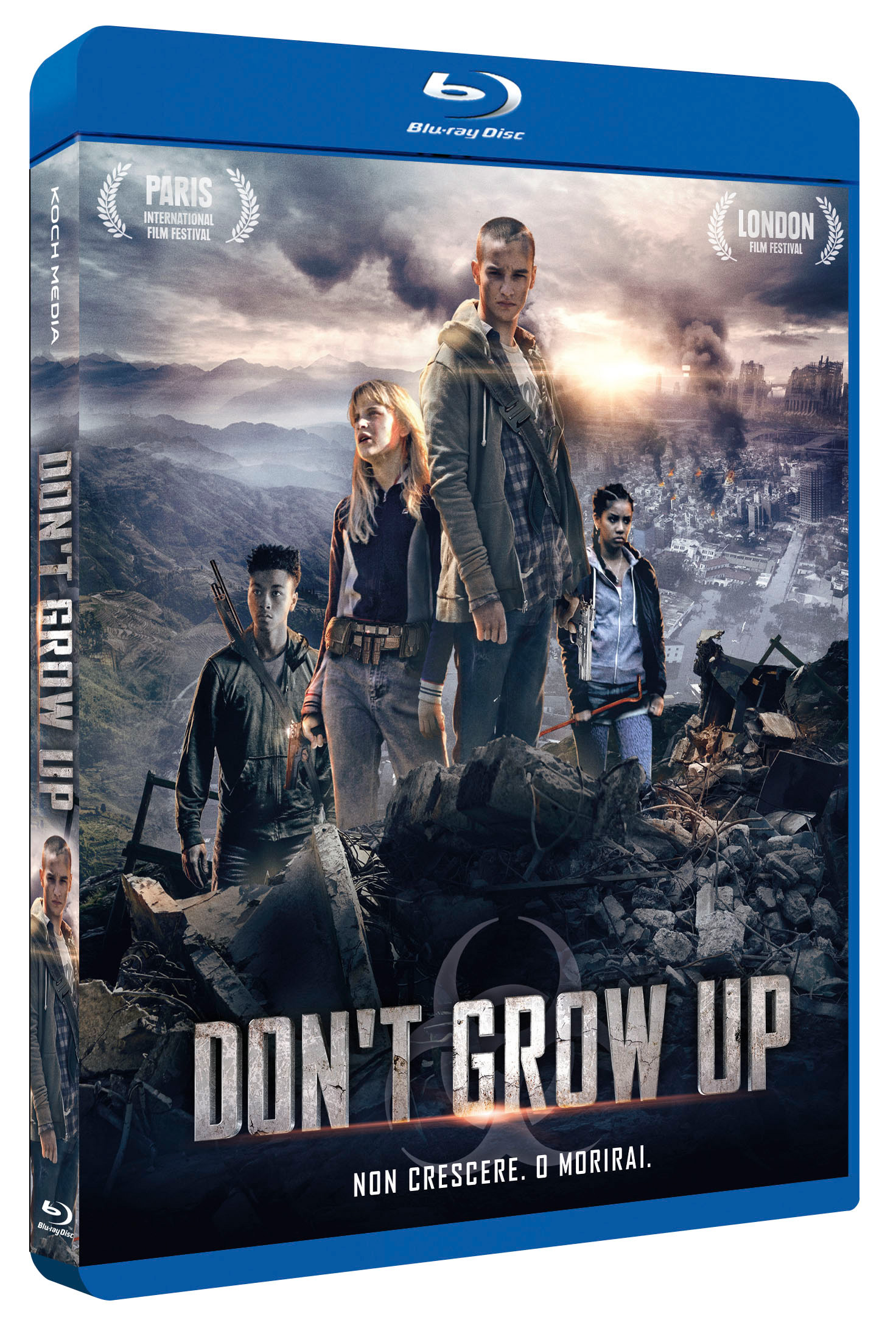 DON'T GROW UP - BLU RAY