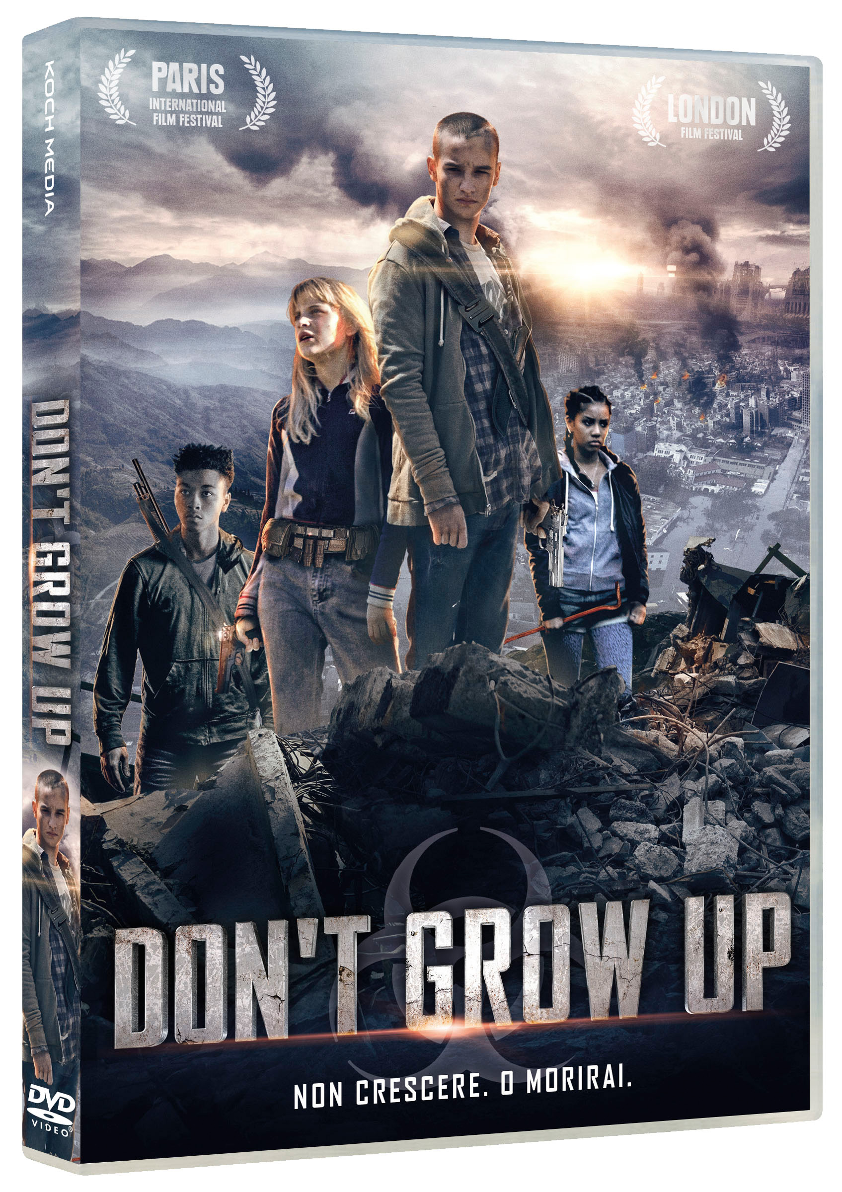 DON'T GROW UP (DVD)