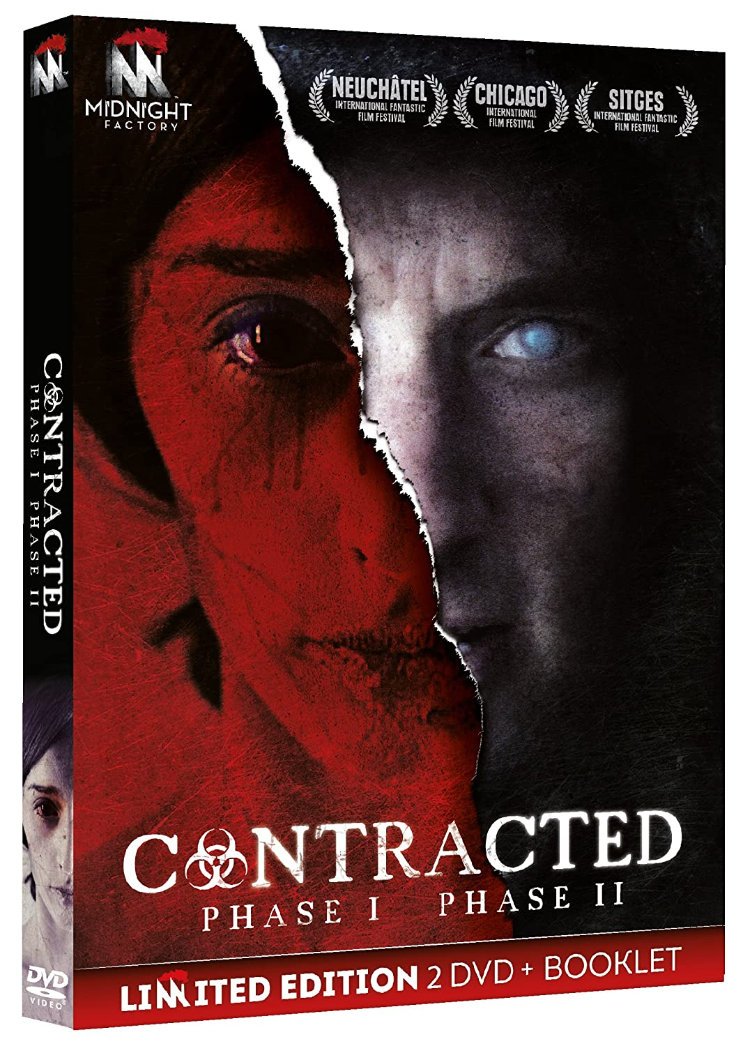 COF.CONTRACTED COLLECTION (2 DVD+BOOKLET) (DVD)