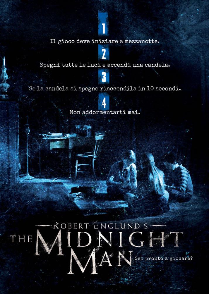 THE MIDNIGHT MAN (LTD) (DVD+BOOKLET) (DVD)