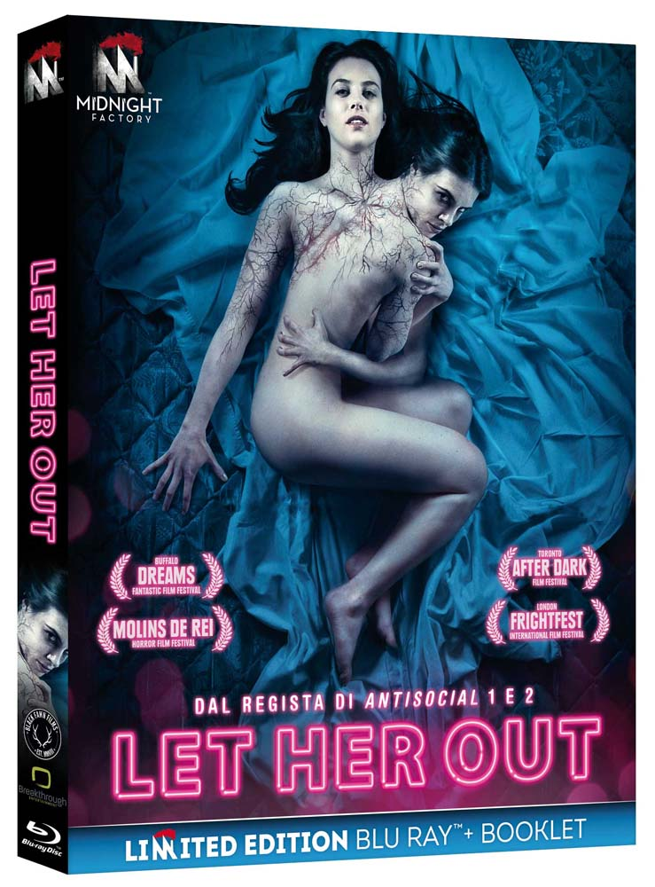 LET HER OUT (LTD) (BLU-RAY+BOOKLET) - BLU RAY