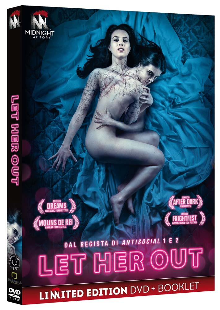 LET HER OUT (LTD) (DVD+BOOKLET) (DVD)