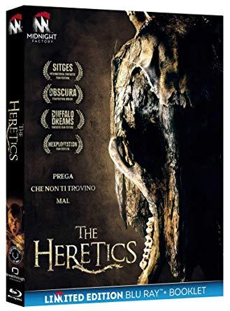 THE HERETICS (LTD EDITION) (BLU-RAY+BOOKLET)