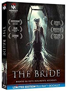 THE BRIDE (EDIZIONE LIMITATA+BOOKLET) - BLU RAY