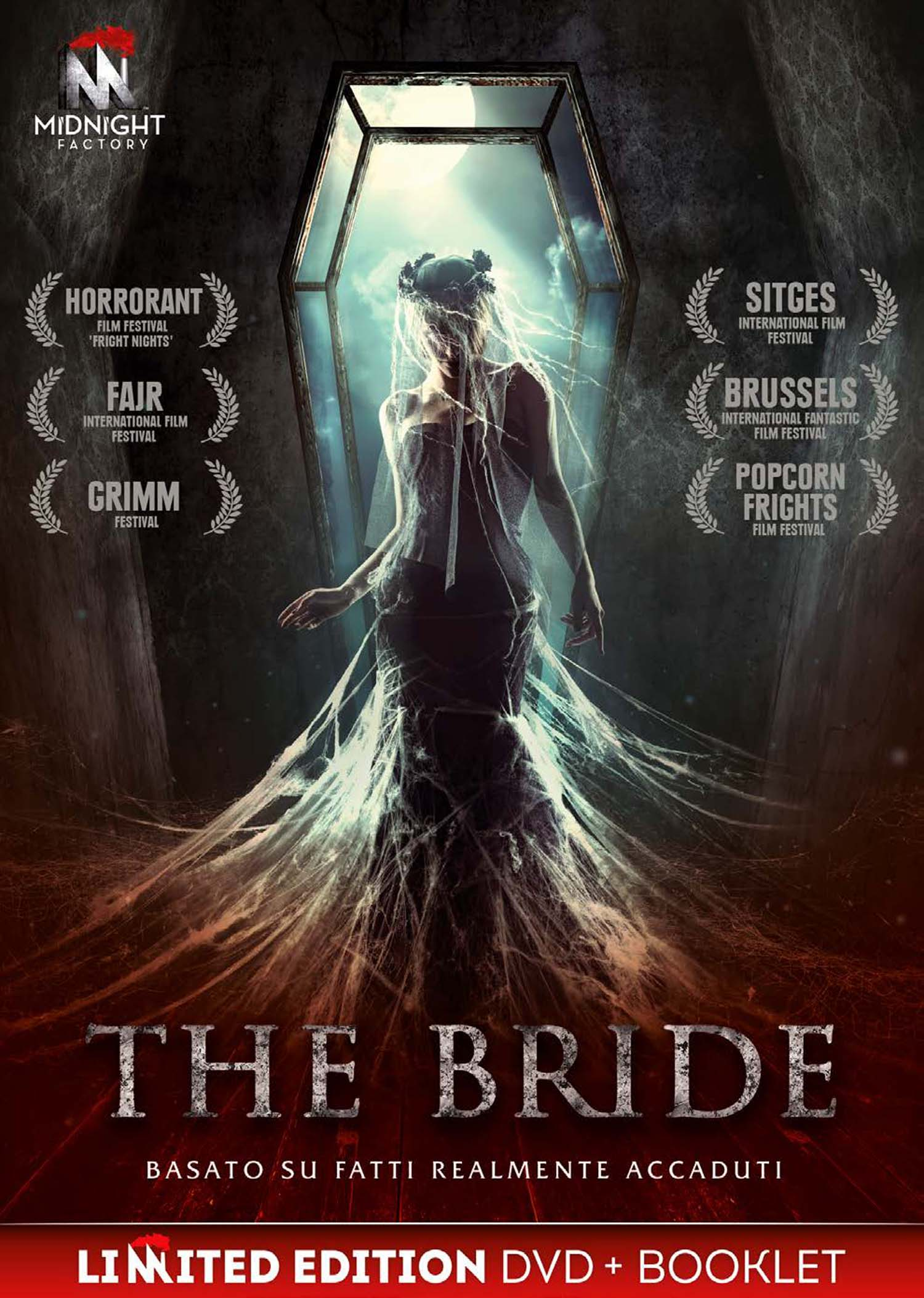 THE BRIDE (EDIZIONE LIMITATA+BOOKLET) (DVD)