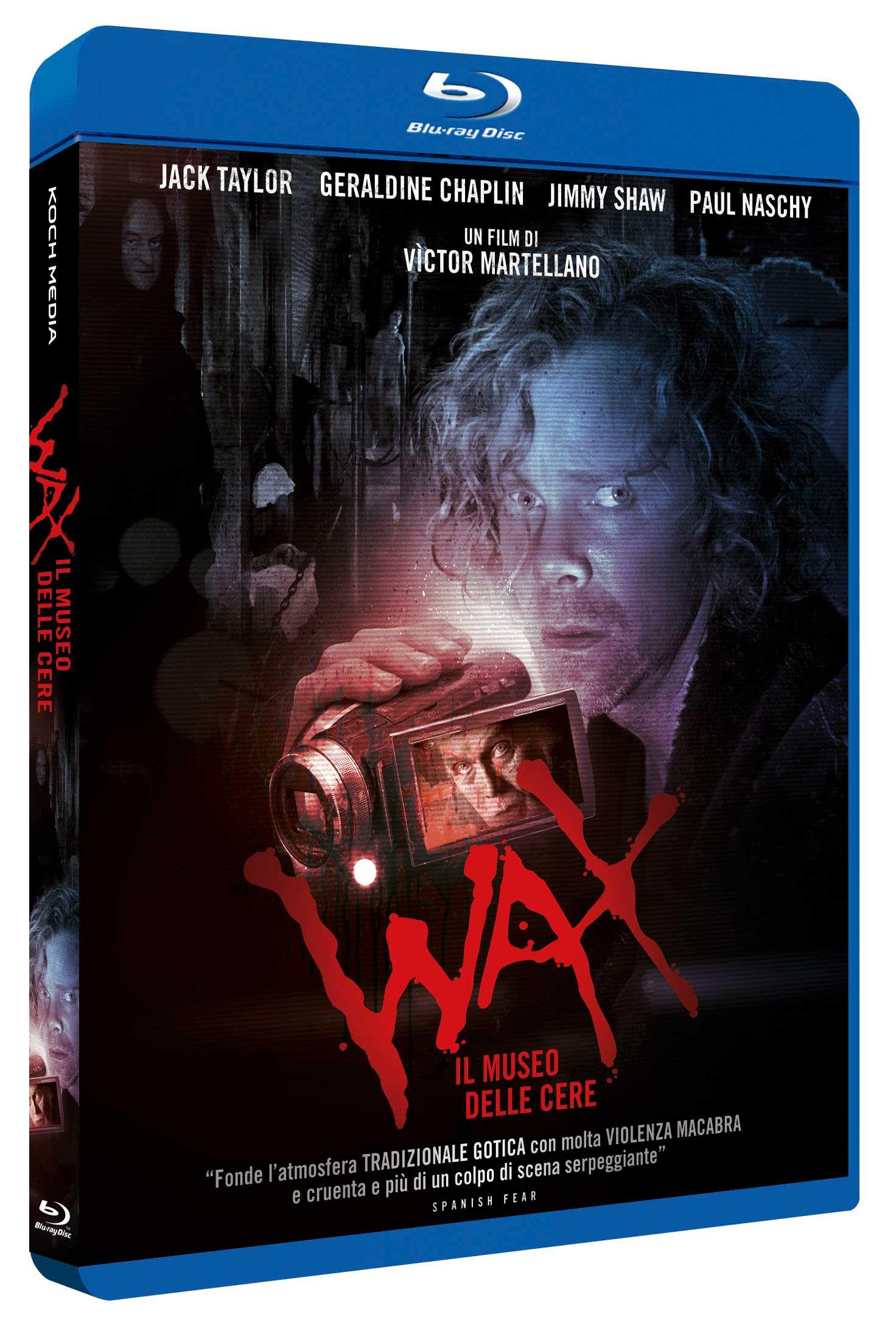 WAX - IL MUSEO DELLE CERE - BLU RAY