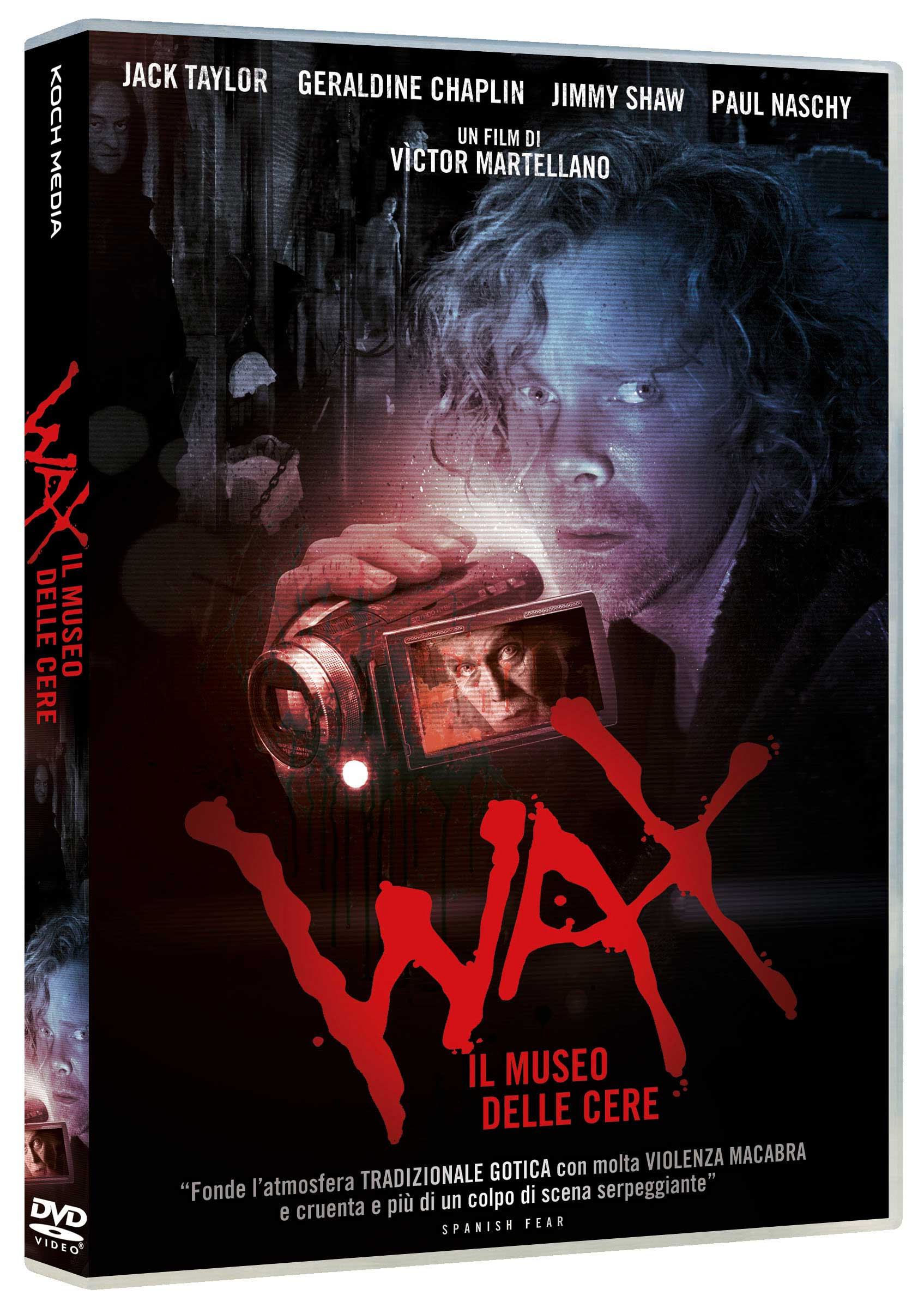 WAX - IL MUSEO DELLE CERE (DVD)