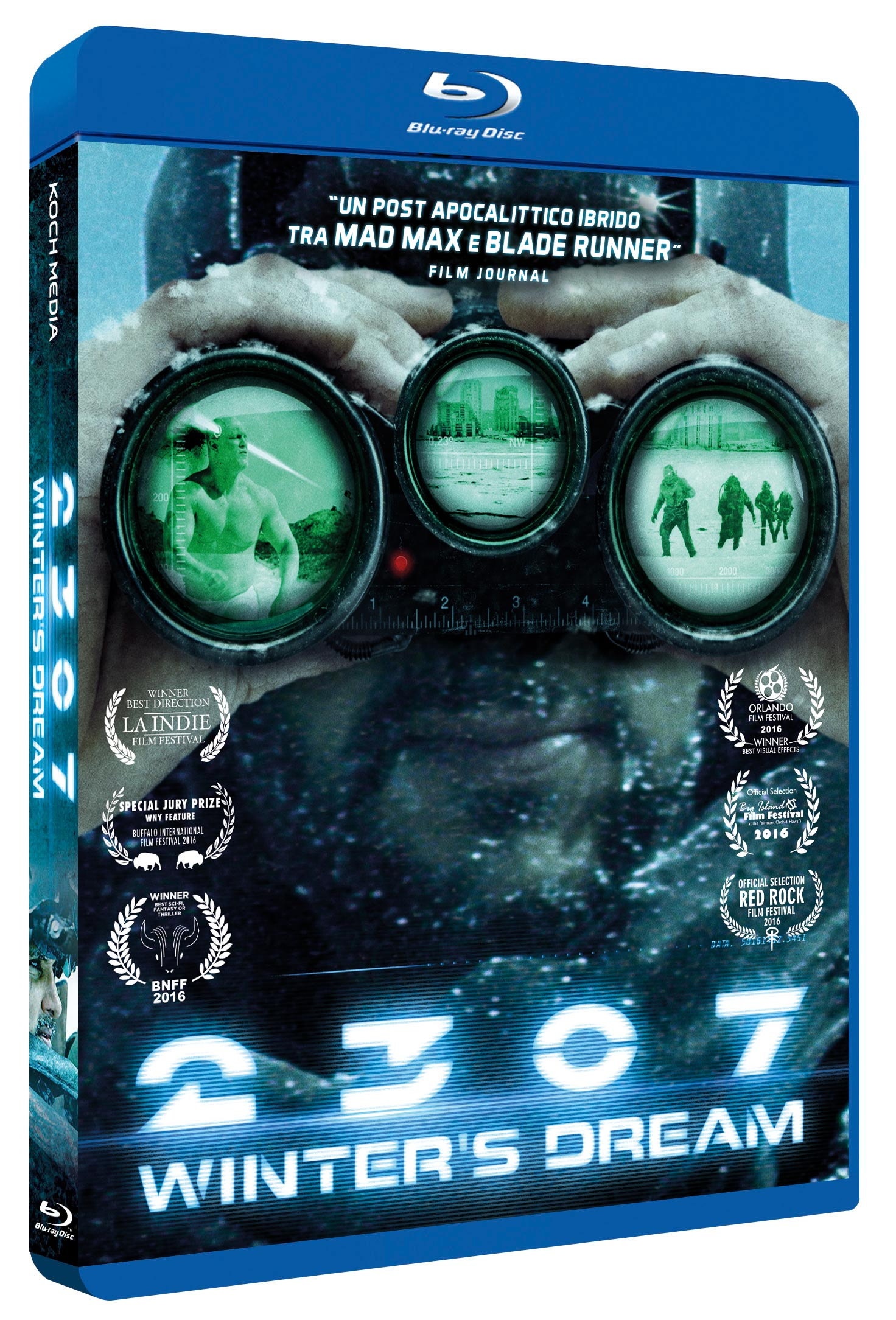 2307: WINTER'S DREAM - BLU RAY