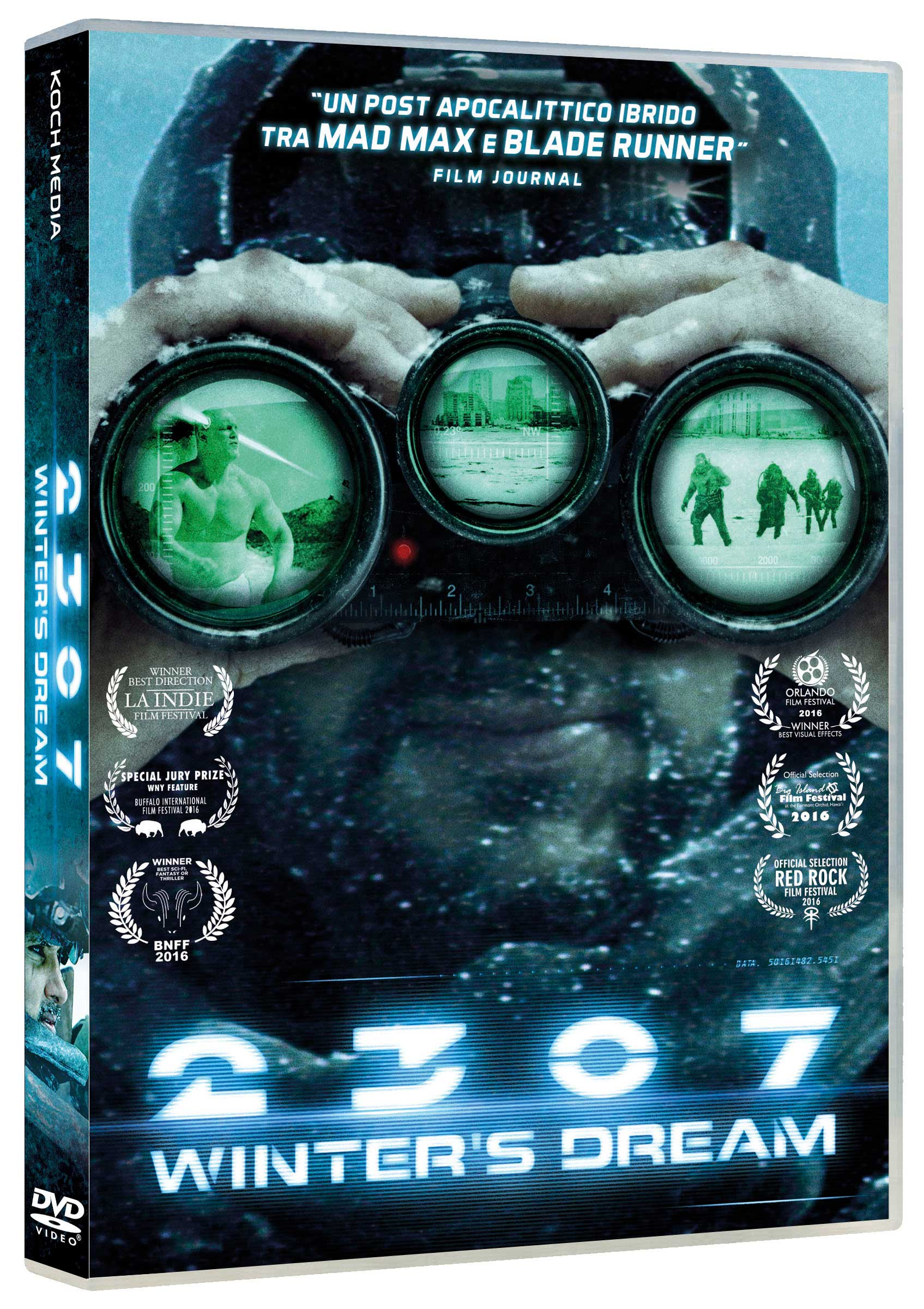 2307: WINTER'S DREAM (DVD)