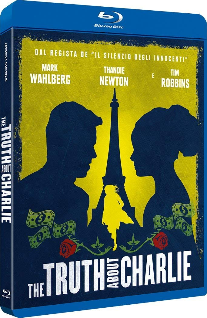 THE TRUTH ABOUT CHARLIE - BLU RAY