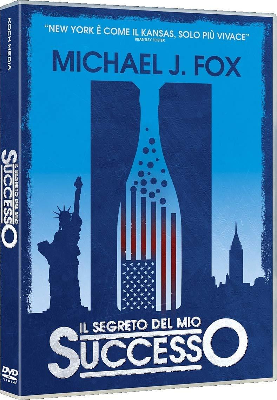 IL SEGRETO DEL MIO SUCCESSO (DVD)