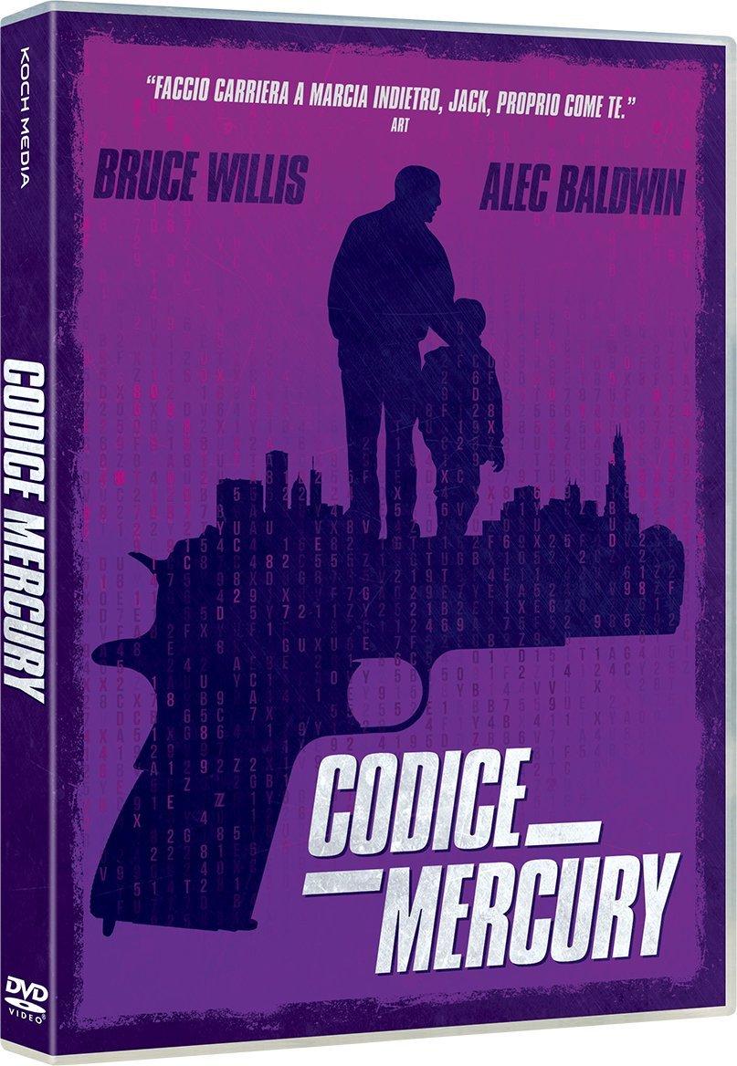 CODICE MERCURY MERCURY RISING (DVD)