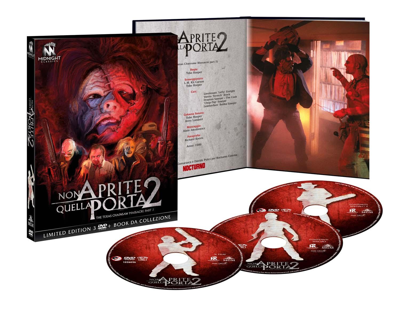 NON APRITE QUELLA PORTA 2 (3 DVD+BOOKLET) (DVD)