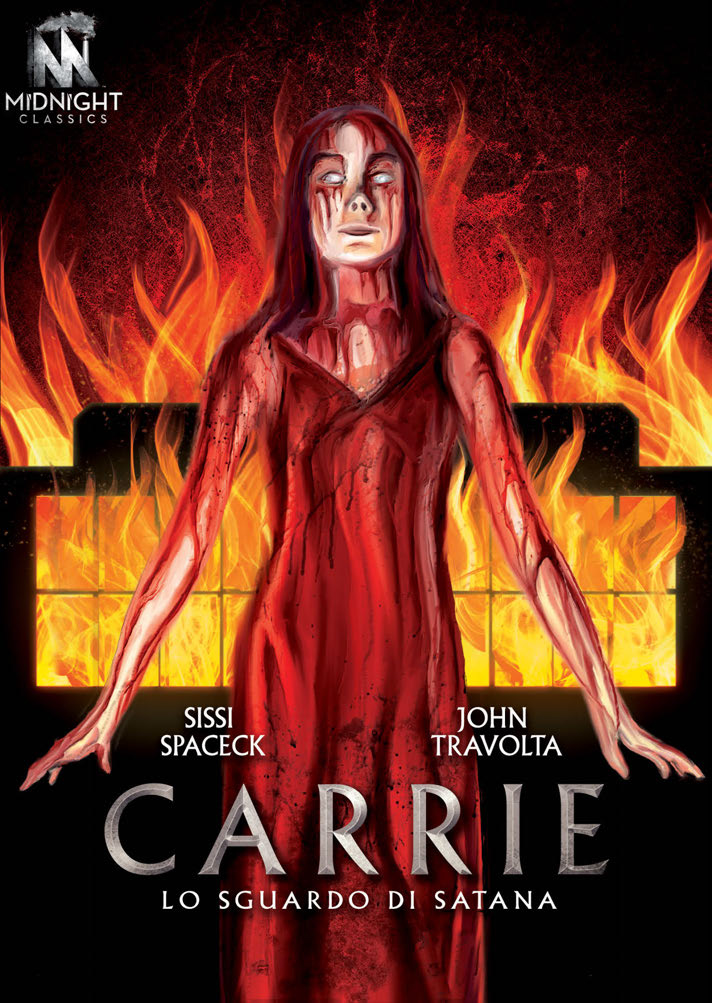 COF.CARRIE (LTD) (3 DVD+BOOKLET) (DVD)