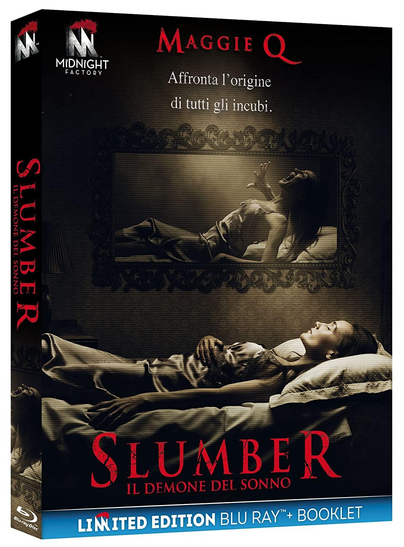SLUMBER - IL DEMONE DEL SONNO (BLU-RAY+BOOKLET)