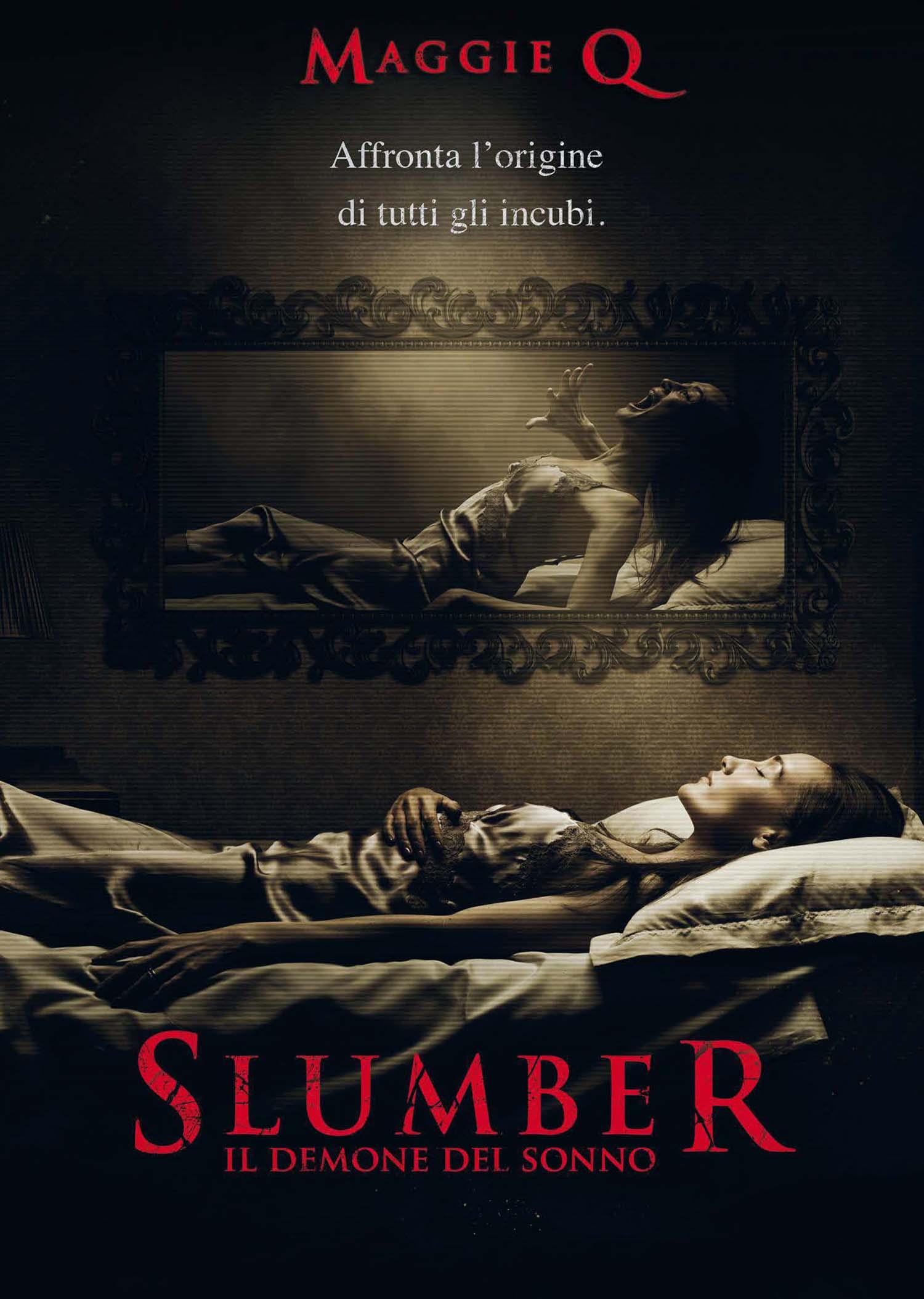 SLUMBER - IL DEMONE DEL SONNO (DVD+BOOKLET) (DVD)