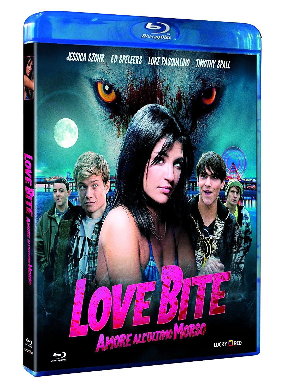 LOVE BITE - BLU RAY