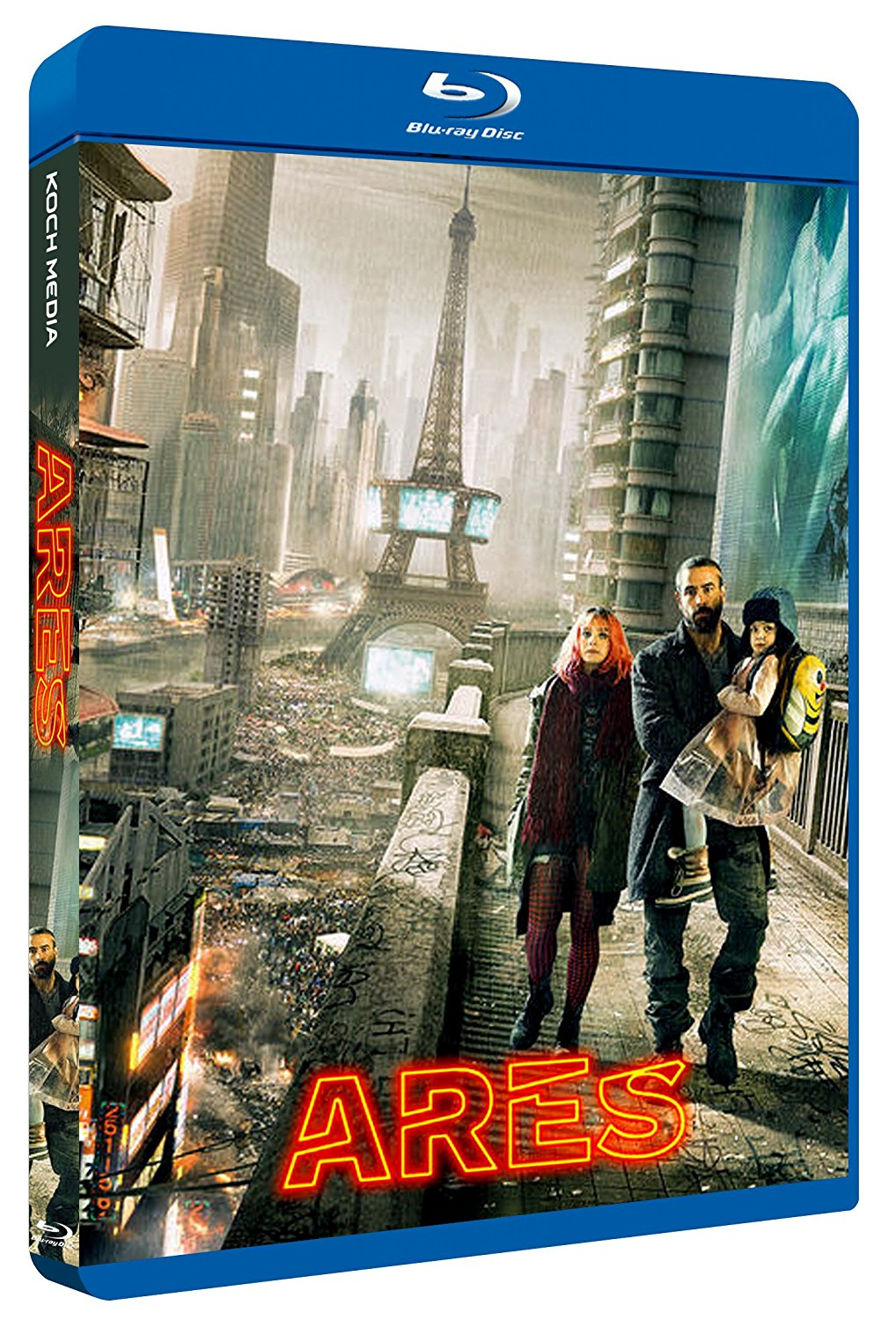 ARES - BLU RAY