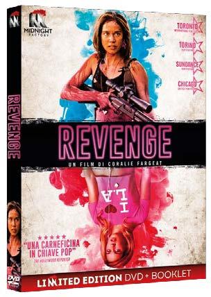 REVENGE (DVD+BOOKLET) (DVD)