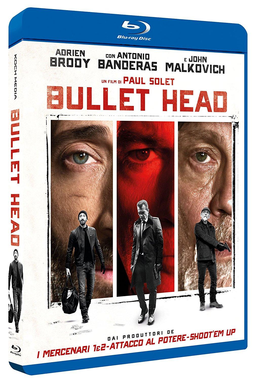 BULLET HEAD - BLU RAY