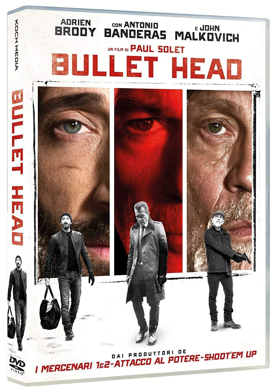 BULLET HEAD (DVD)