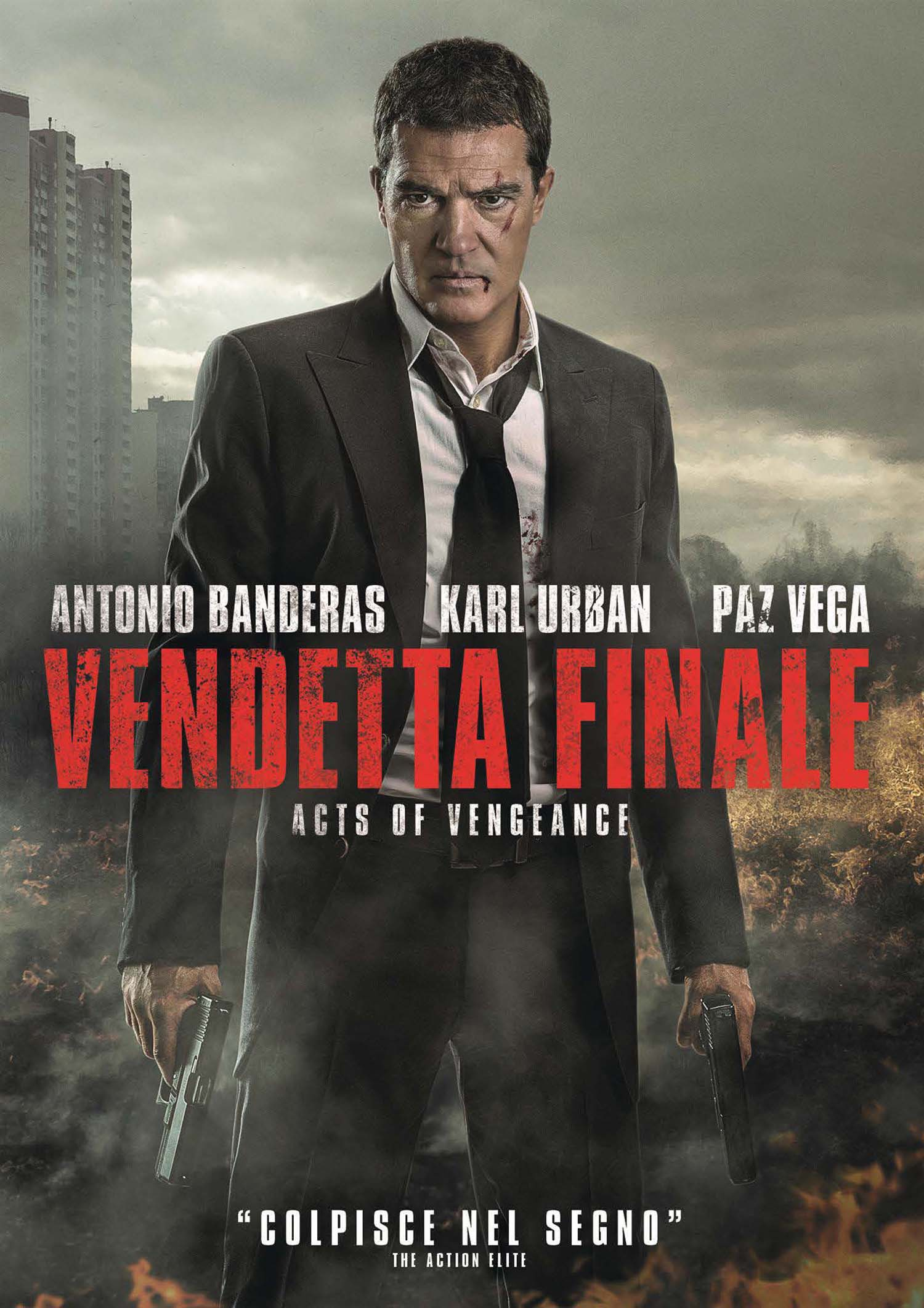 ACTS OF VENGEANCE - VENDETTA FINALE - BLU RAY