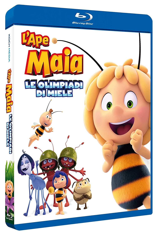 L'APE MAIA - LE OLIMPIADI DI MIELE - BLU RAY