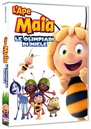 L'APE MAIA - LE OLIMPIADI DI MIELE (DVD)