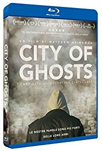 CITY OF GHOSTS - BLU RAY