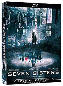 SEVEN SISTERS (LIMITED EDITION) (2 BLU-RAY+7 CARD DA COLLEZIONE)