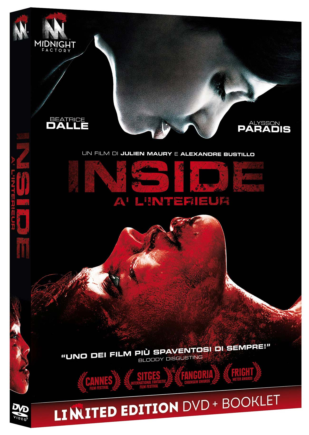 INSIDE (LTD EDITION) (DVD+BOOKLET) (DVD)
