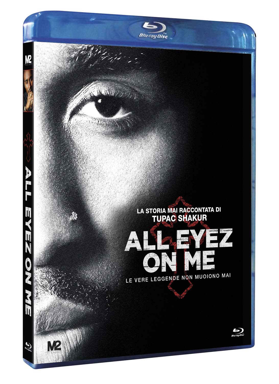 ALL EYEZ ON ME - BLU RAY