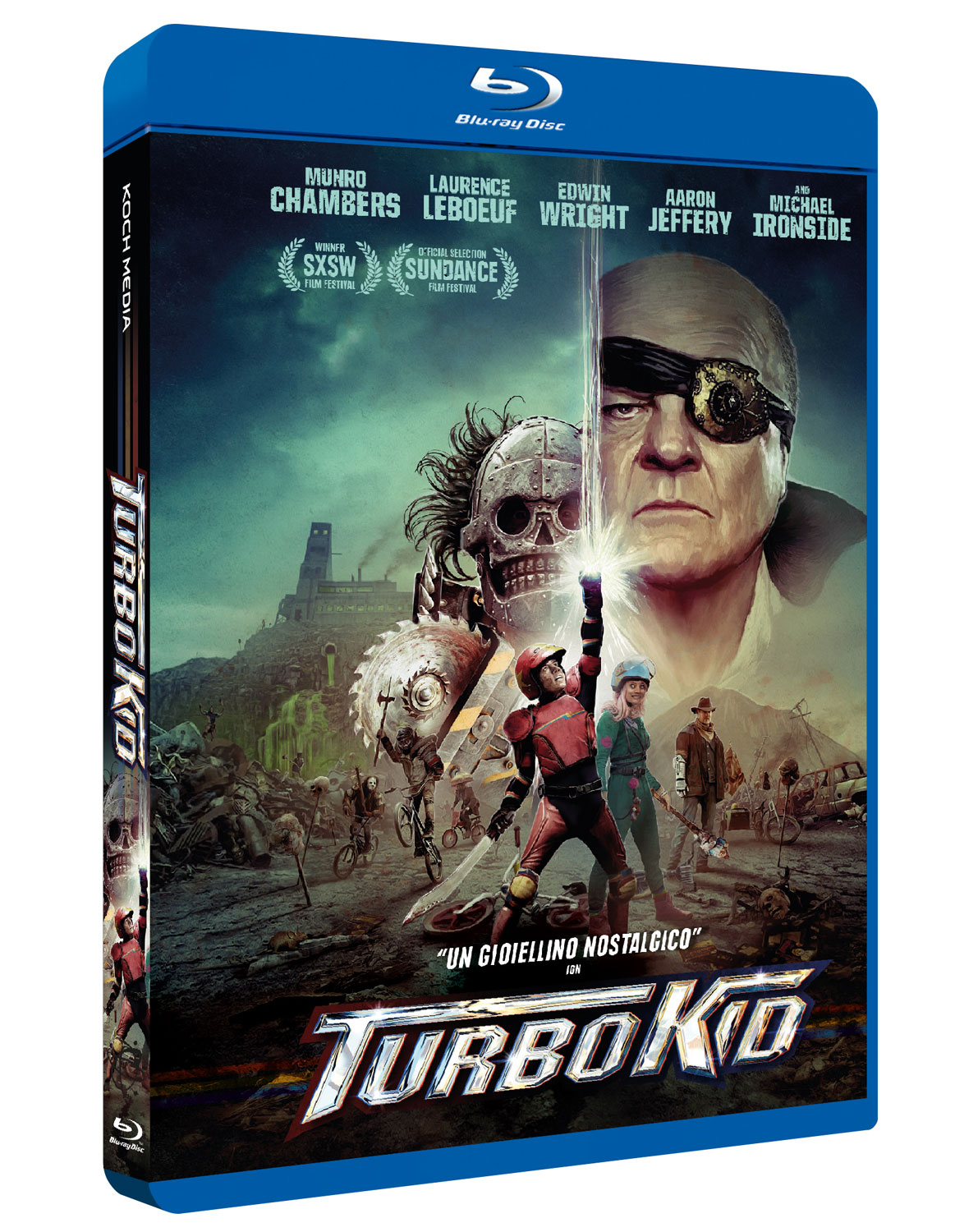 TURBO KID - BLU RAY