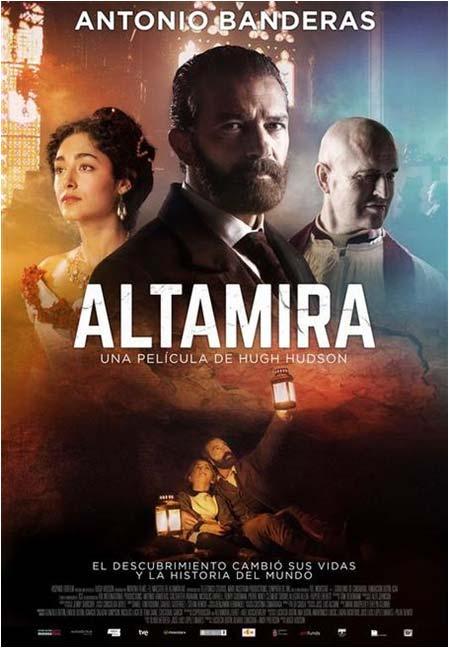 ALTAMIRA - BLU RAY