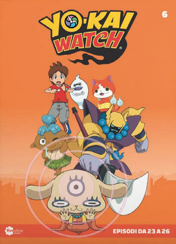 YO-KAI WATCH #06 (DVD)
