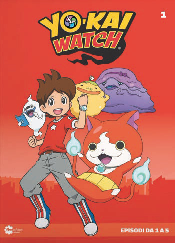 YO-KAI WATCH #01 (DVD)