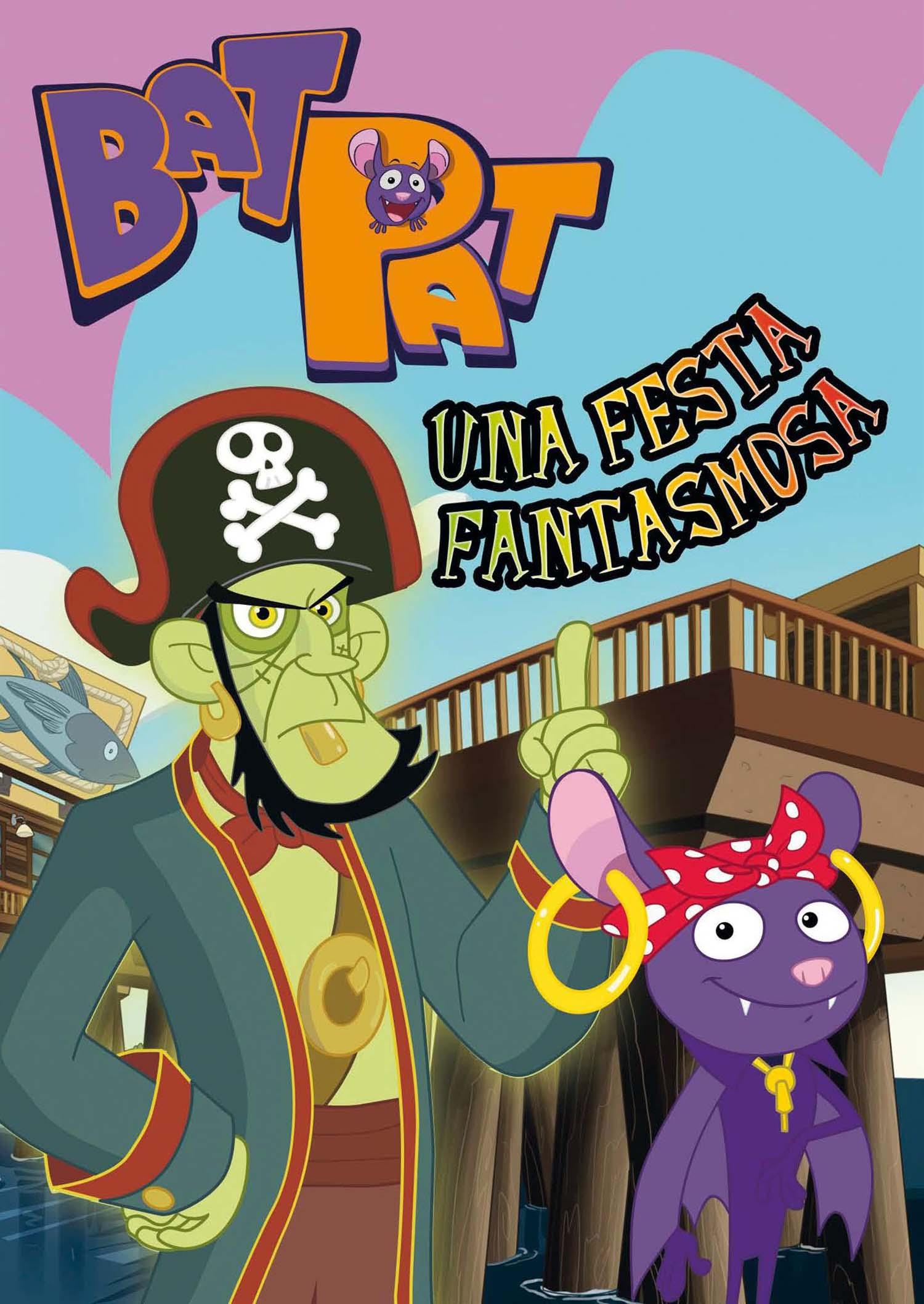 BAT PAT - UNA FESTA FANTASMOSA (DVD)
