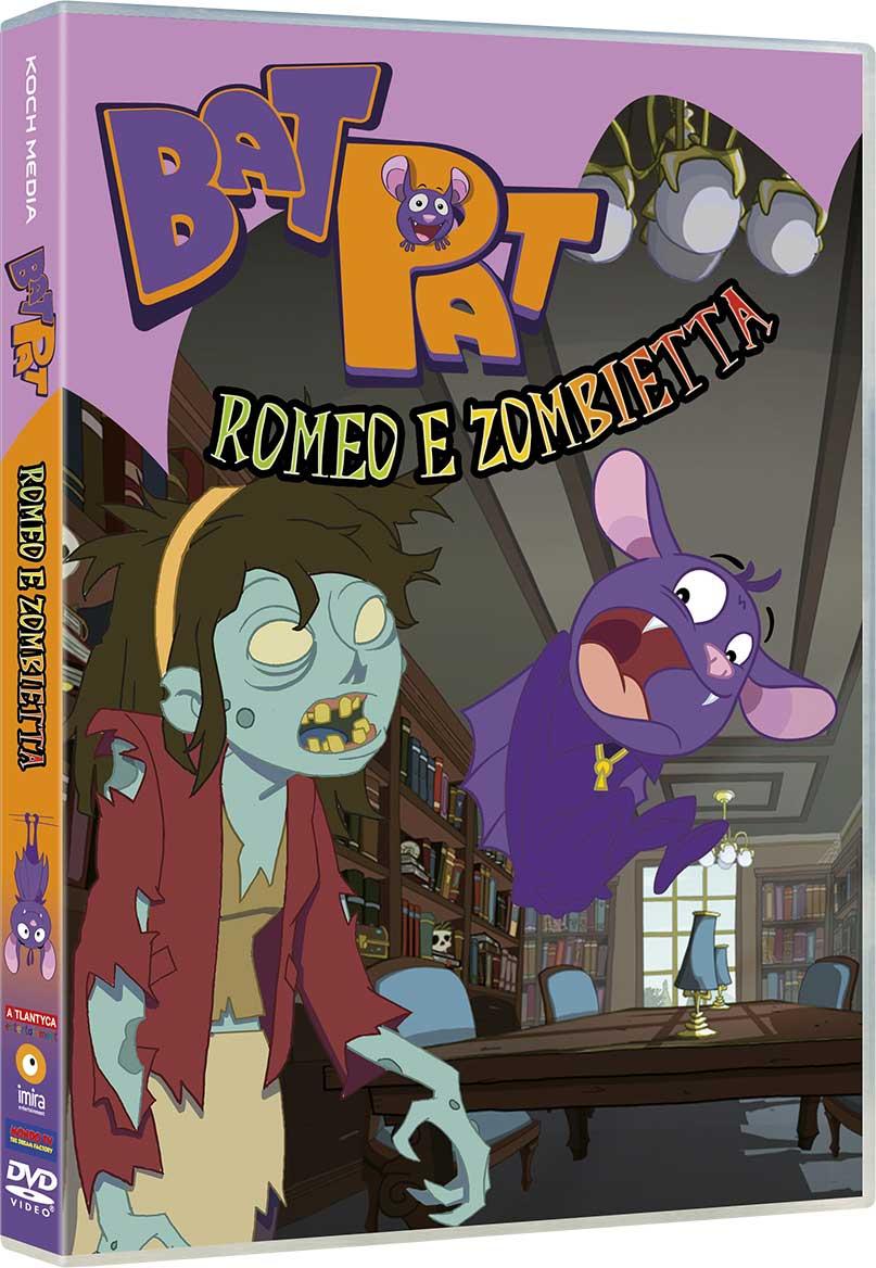 BAT PAT - ROMEO E ZOMBIETTA (DVD)